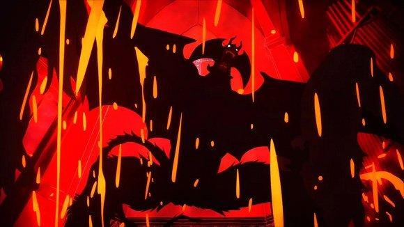 永井豪1972年創作漫畫《惡魔人》,40多年後交到湯淺政明手中,改編成十集動畫 《DEVILMAN crybaby》在Netflix播放。