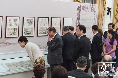 至樂樓捐38億元中國書畫 藝術館明年重開設常館展出