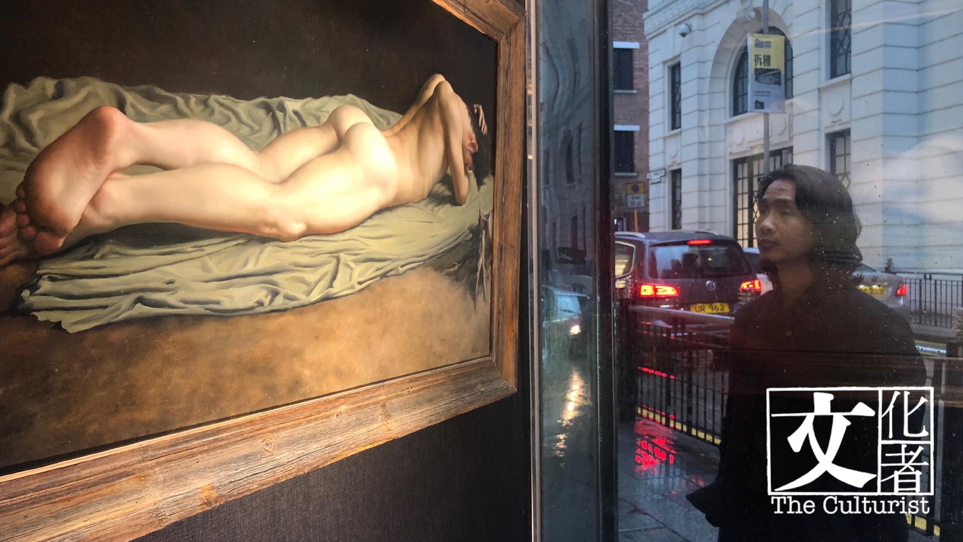 林金福個展「醉與夢」