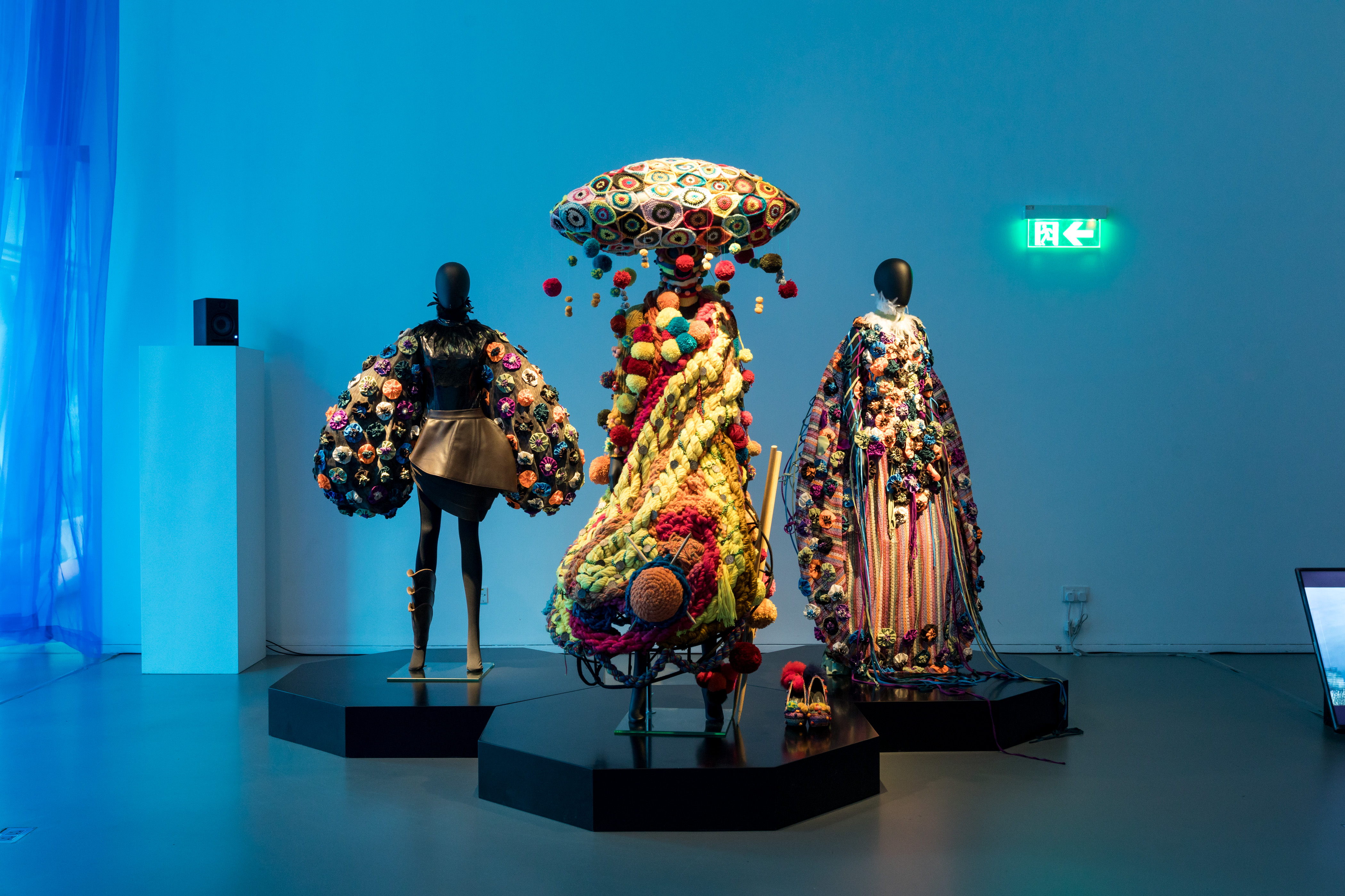 「葉錦添:藍—藝術、服裝與記憶」
