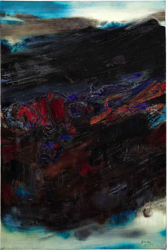 Chu Teh-chun, No. 144, 1963
