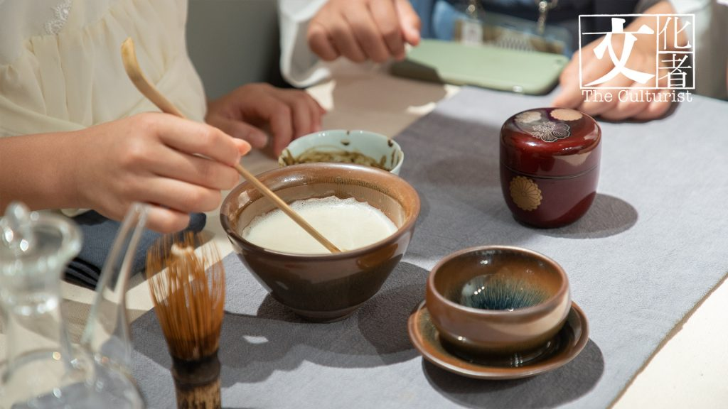 宋代特色點茶文化